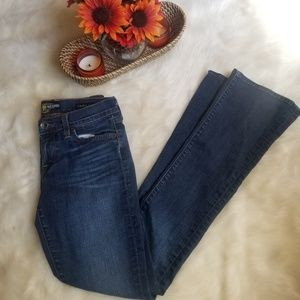 Lucky Brand Charlie Baby Boot Jeans Size 2/26
